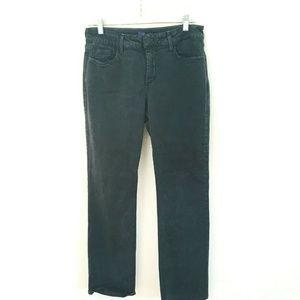 NYDJ Gray Straight Leg Jeans 12P